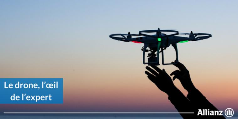 Une assurance pour votre drone